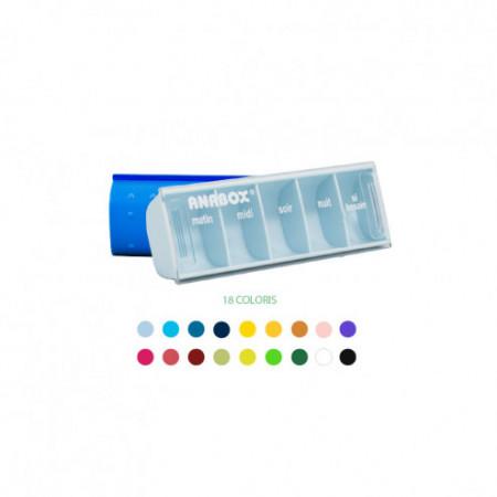 Pilulier Anabox 4S 5 petits tiroirs