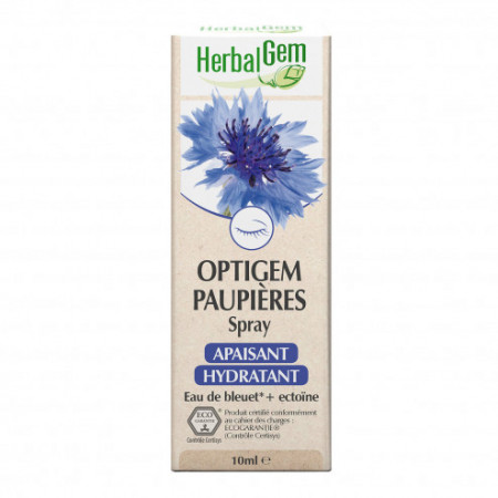 Optigem Paupières spray