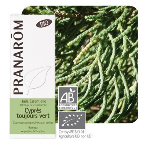 Huile essentielle Cyprès de Provence Bio