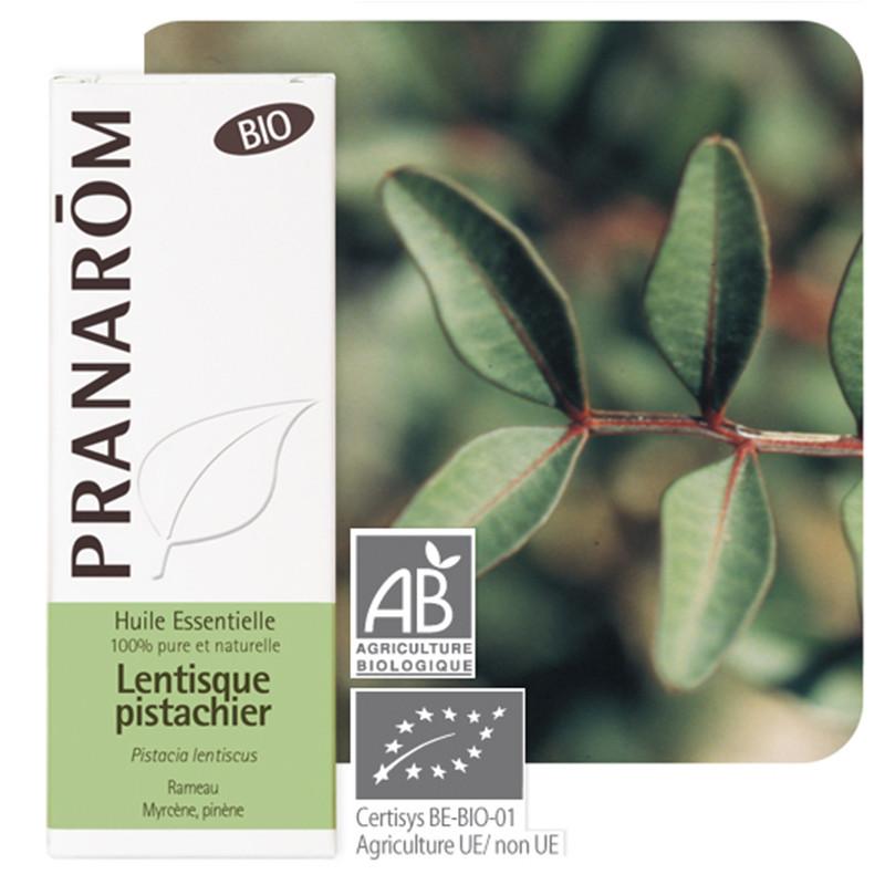 Huile essentielle Lentisque pistachier Bio