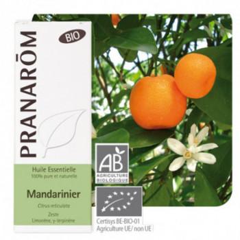 Huile essentielle Mandarine zeste Bio