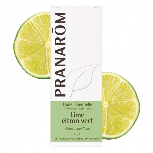 Huile essentielle Lime citron vert (limette)