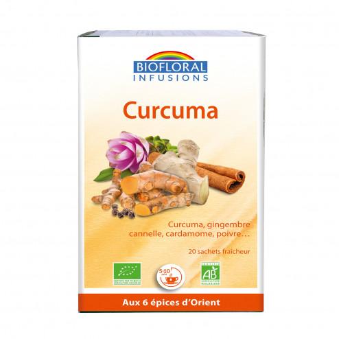 Infusion Bio Curcuma