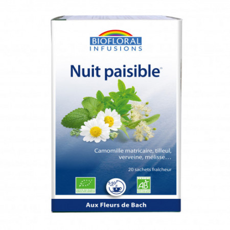 Infusion Bio Nuit paisible