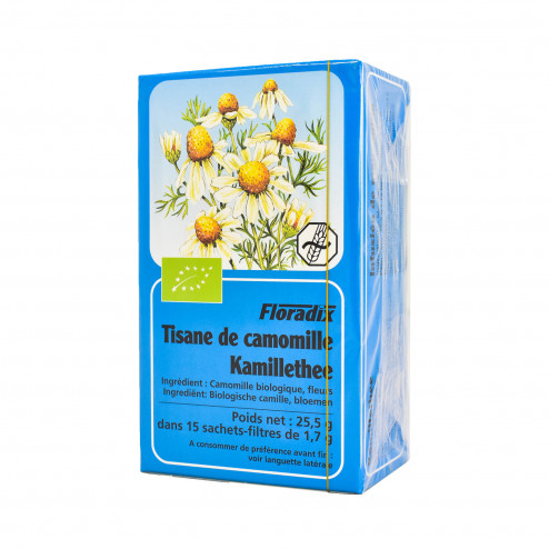 Tisane Floradix Camomille