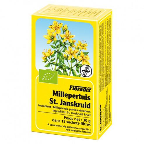 Tisane Floradix Millepertuis