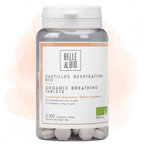 Pastilles Respiration Bio