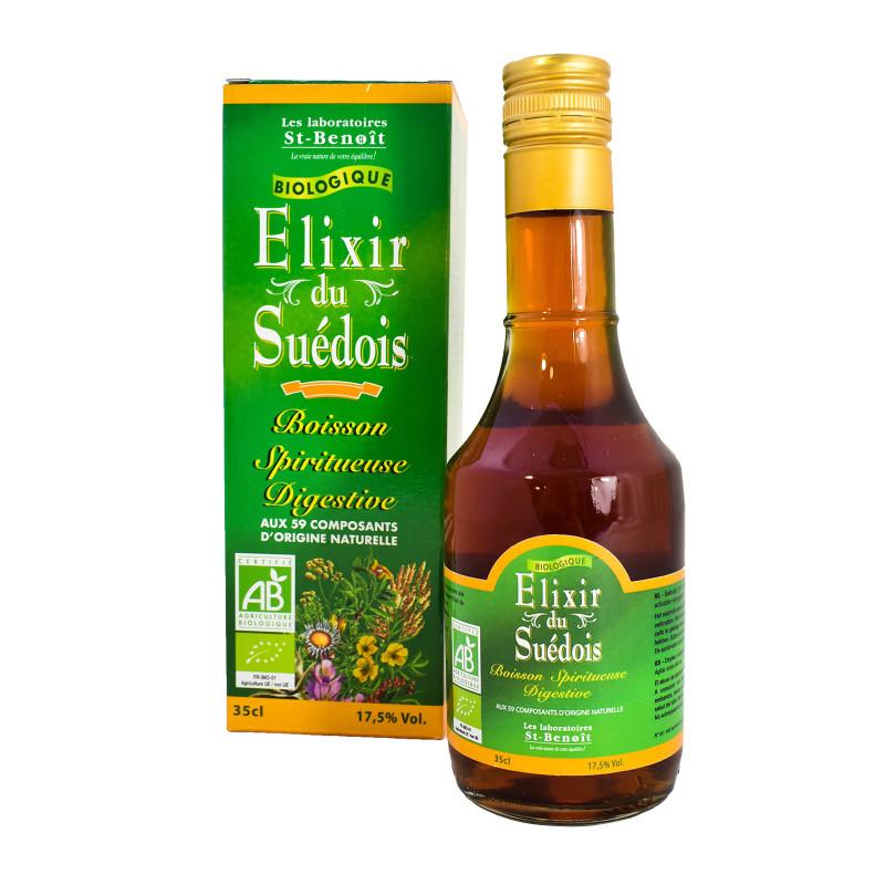 Elixir du Suédois Bio allégé