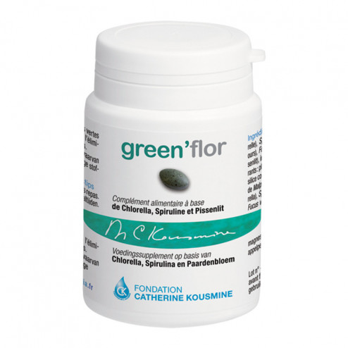 GREEN FLOR