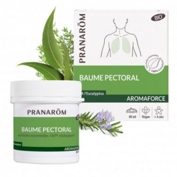 Aromaforce Baume Pectoral