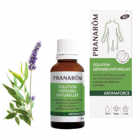 Aromaforce Solution défenses naturelles Bio