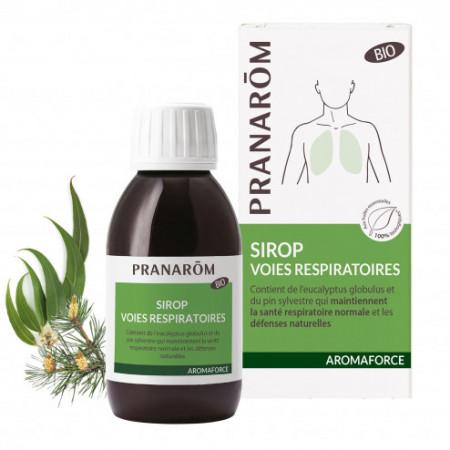 Aromaforce Sirop voies respiratoires Bio