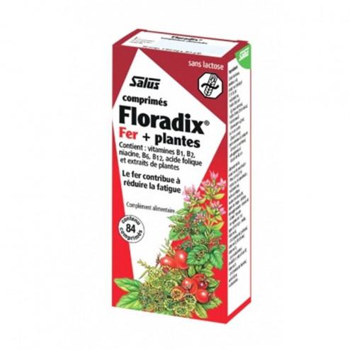 Floradix Fer+Plantes comprimés