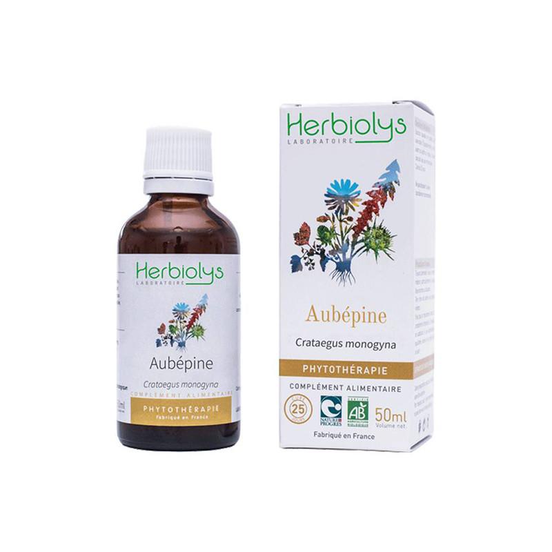 Phytothérapie extrait de Aubépine Bio
