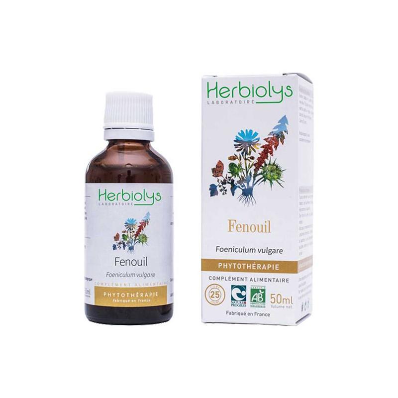 Phytothérapie extrait de Fenouil Bio