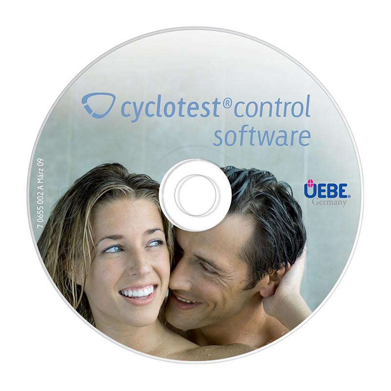 DVD logiciel Cyclotest