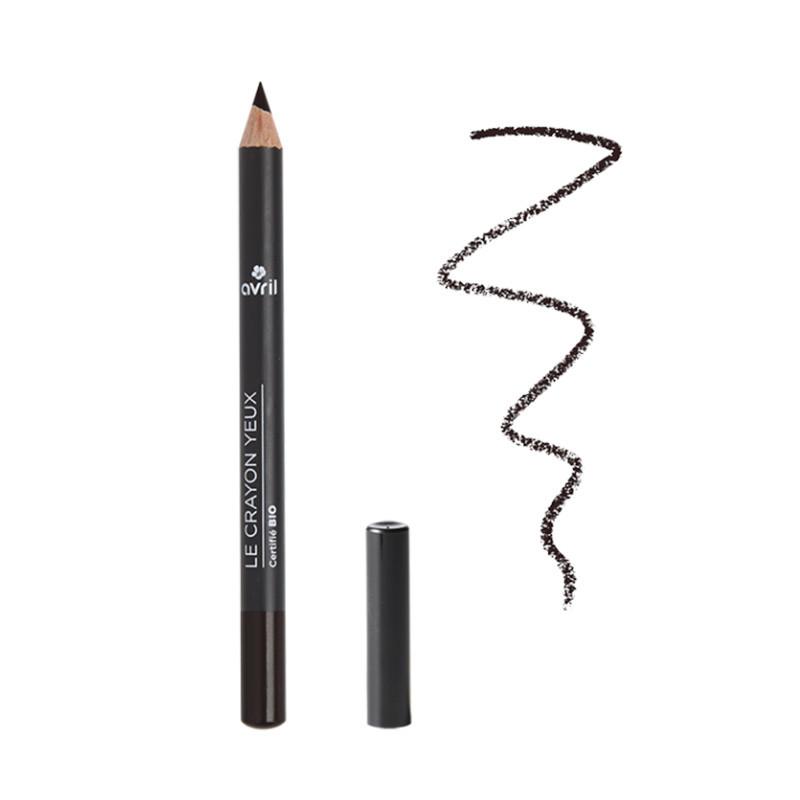 Crayon yeux charbon
