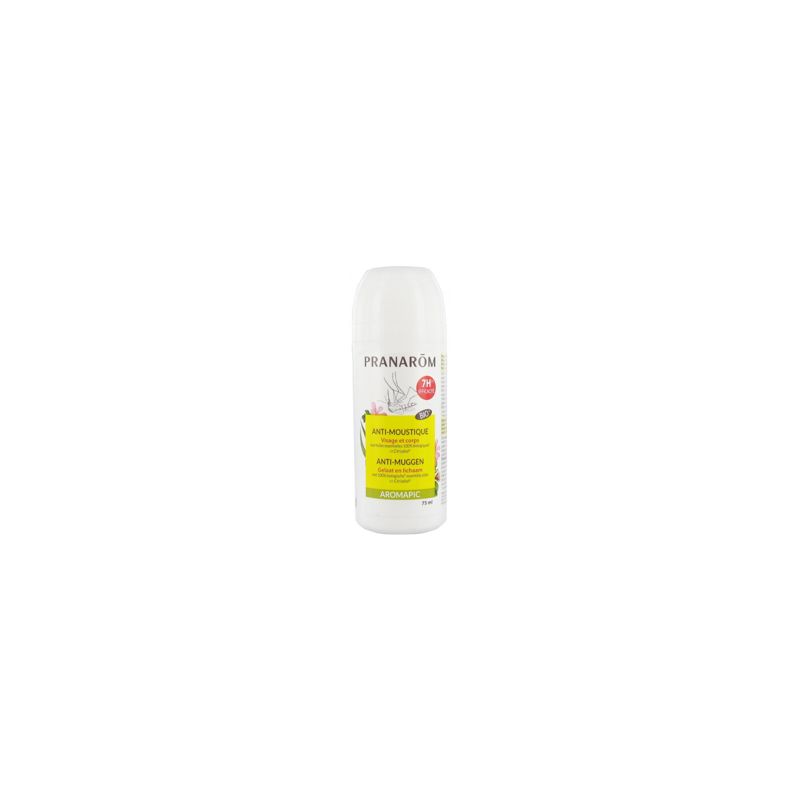 Roller Anti Moustiques Aromapic