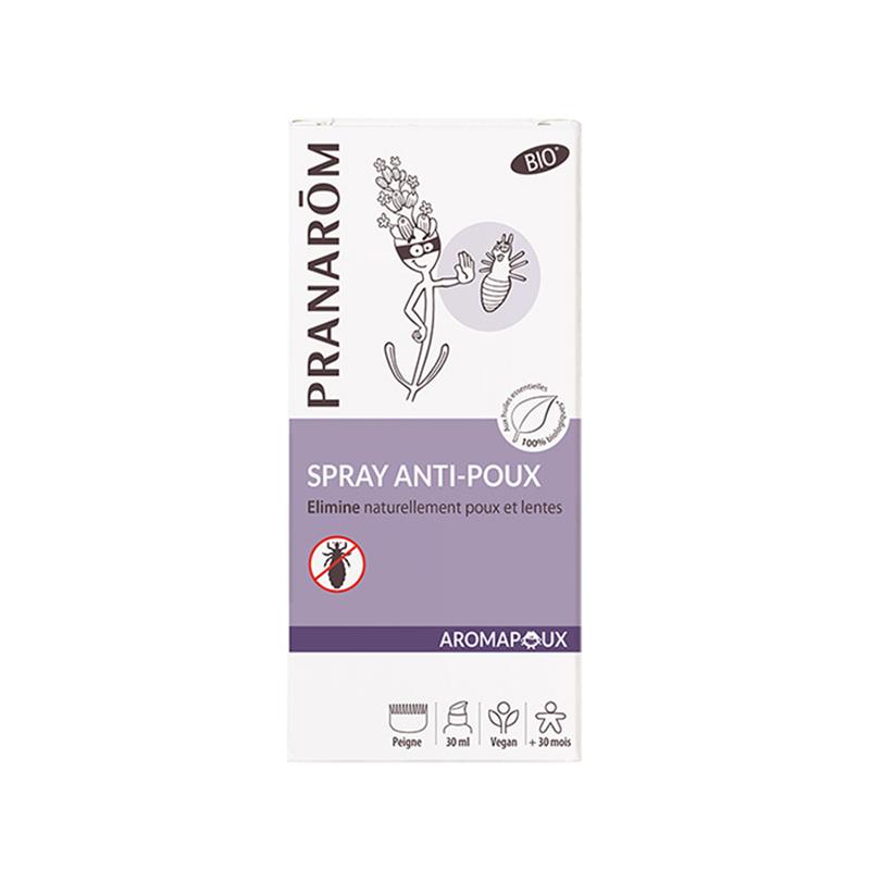 Aromapoux Spray Anti Poux