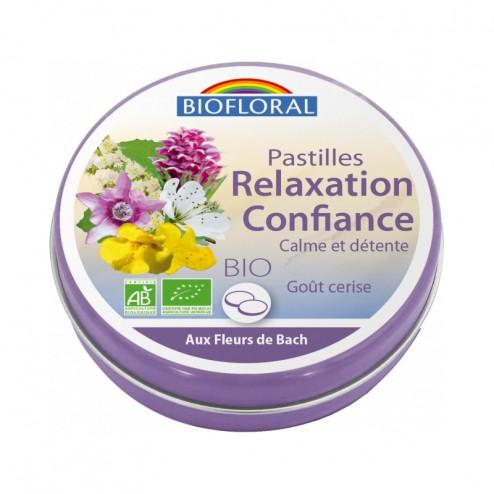 Pastilles Relaxation Confiance bio | Biofloral
