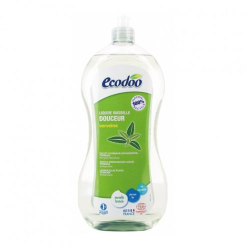 liquide vaisselle douceur bio - ecodoo - aloe vera et verveine