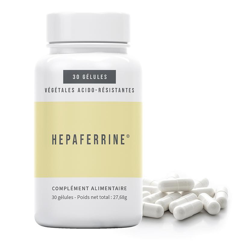 Complément alimentaire Hepaferrine 600mg de desmodium