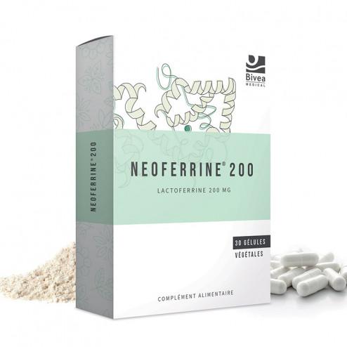 Neoferrine complément alimentaire de Bivea Médical à base de lactoferrine