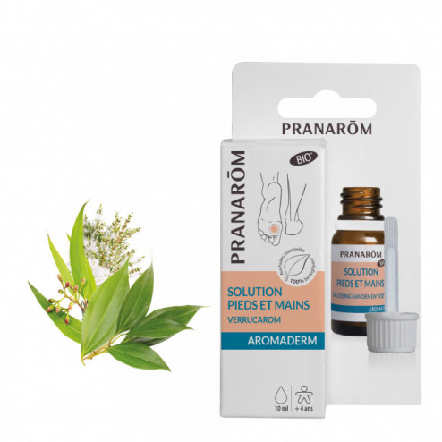 Aromaderm lotion pieds et mains