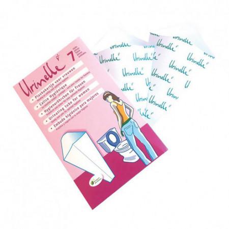 Urinette jetable pour femme Urinelle