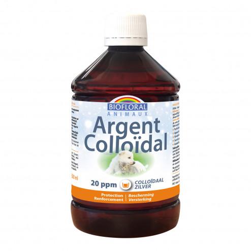 Argent Colloïdal 20 ppm Animaux