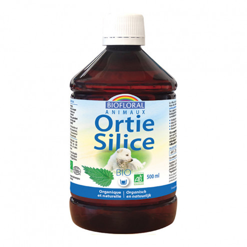 Ortie Silice Bio Animaux
