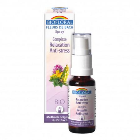 Complexe 9- Anti-stress, relaxation Bio