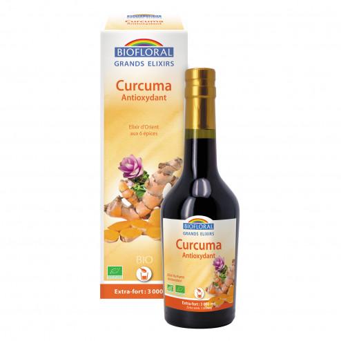 Elixir d'Orient Curcuma Bio