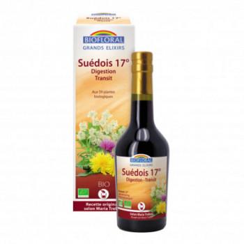 Elixir Bio véritable du Suédois 17
