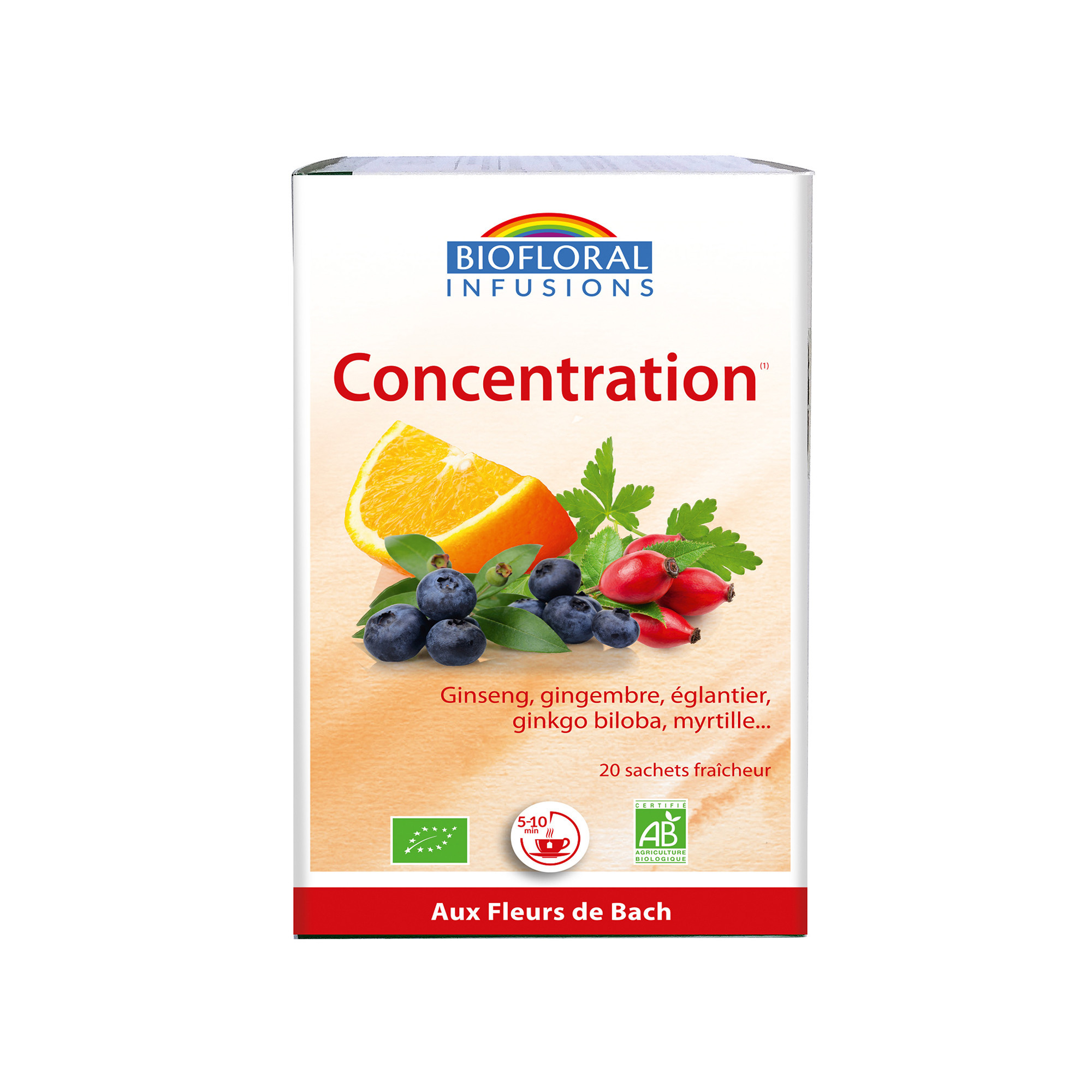 Infusion Bio Concentration