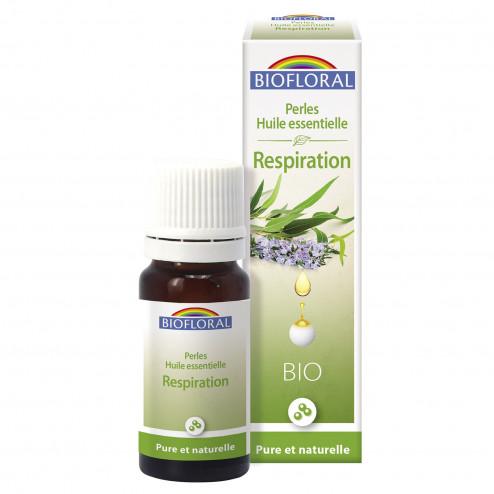 Perles d'huiles essentielles Respiration