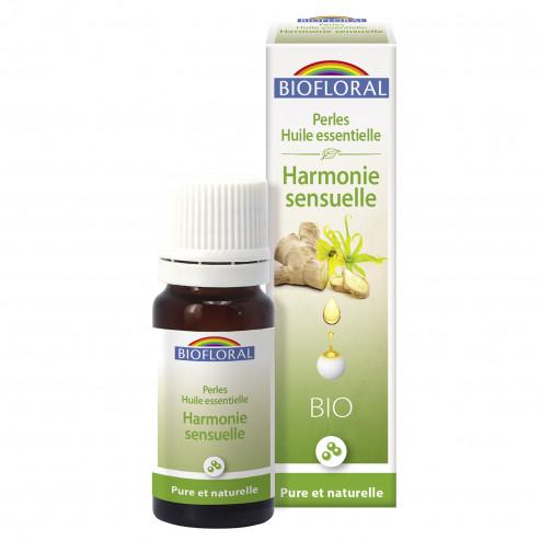 Perles d'huiles essentielles Harmonie sensuelle