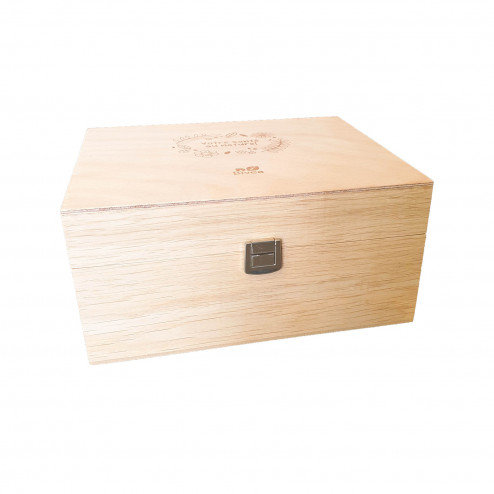 Aromathèque petits flacons - 20 inserts