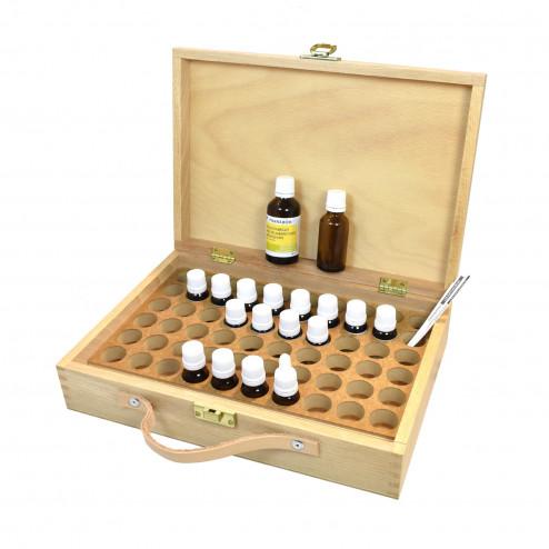 Coffret aromathérapie familiale