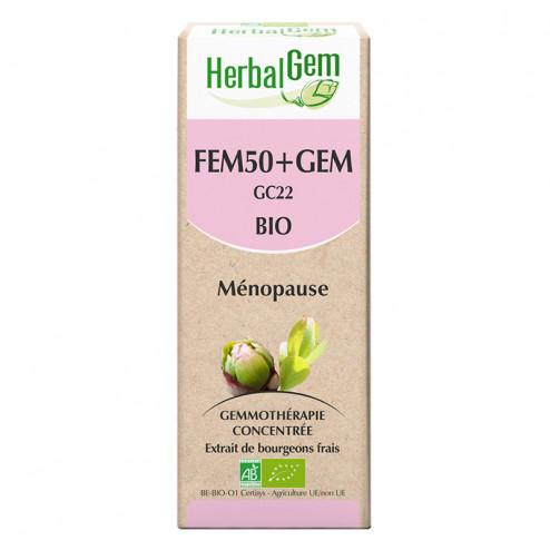 Complexe de gemmothérapie de Fem50 + gem