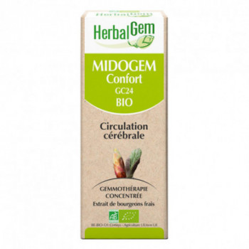 Complexe de gemmothérapie de Midogem Confort