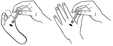 lotion pieds mains verrues piscine utilisation